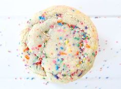 Tasty Kitchen Blog: Funfetti Cookies. Guest post by Maria Lichty of Two Peas and Their Pod, recipe submitted by TK member Julia of Fat Girl Trapped in a Skinny Body.