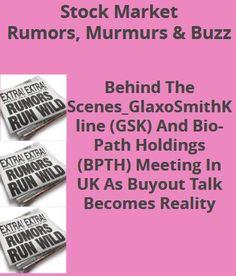 Rumor, Murmurs & Buzz (stocktweetshq) on Pinterest