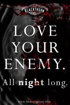 Oh yes... ;) Blackthorn - Paranormal Romance Series - Lindsay J. Pryor