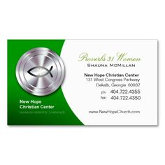 154 best fishing business cards images on pinterest business cards silver fish ixoye christian symbol ministerpastor business card colourmoves