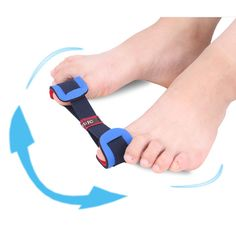 1Pcs Big Toe Stretcher Hallux Valgus Corrector Foot Care Bunion Splint Orthotics Adjuster Bone Thumb Training Pedicure Tools