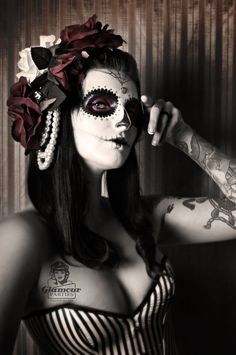 Montreal Glamour Parties Blog: Sugar Skull Project