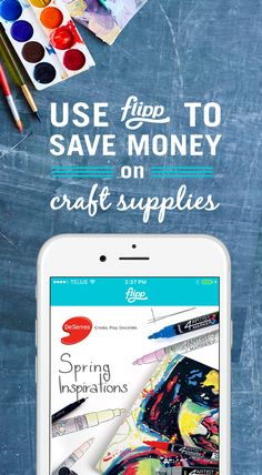 Flipp makes shopping easy. Find the best deals on art & craft supplies at all of your favourite retail stores. Download the app for free.