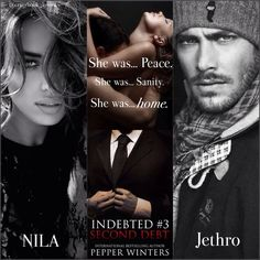 Pepper Winters Indebted series