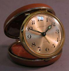 Vintage Travel Alarm Clocks Unique Alarm Clock