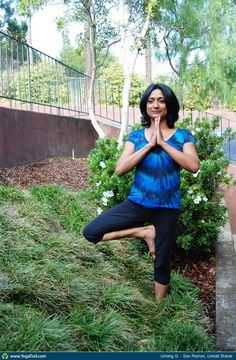 """#Yoga Poses Around the World: """"Reconnecting"""""""