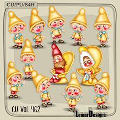 CU Vol 462 Gnome