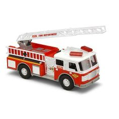Tonka Lights and Sound Fire Engine by Funrise. $36.99. Tonka. Fire truck. toy truck. play pretend. Tonka Light n Sound Fire Engine. Vehicle has great light n sound action and comes with a DVD that has 30 minutes of fire rescue action. Packed in a try me package. REPLACEMENT BATTERIES 2 AA For age 3 and up