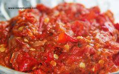 Resep Cara Membuat Sambal Tomat Pedas Manis