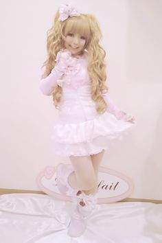 Hime Gyaru from La Parfait