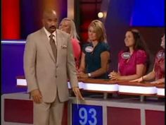 Family Feud: Name Something You Put In Your Mouth, But Don't Swallow.