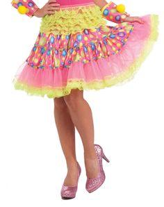 Circus Sweetie Polka Dot Skirt