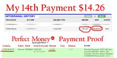 Adclickxpress (ACX) is Paying My 14 th Payment during 2015 $ 14.26 (Paid with in 24 hours)
