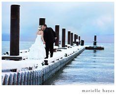 @Marielle Hayes #tahoe #winter #wedding