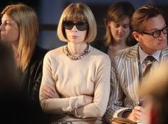 Forbes: Anna Wintour, este cea mai puternica femeie din industria fashion in anul 2014! on http://www.fashionlife.ro
