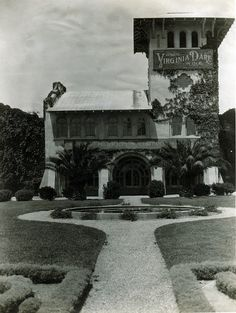 A look at Rancho Cucamonga history - Virginia Dare Winery circa 1928