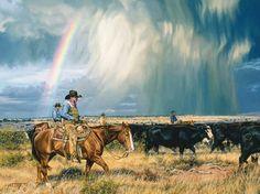 Rainbow ~ Tim Cox