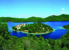 Miljet Island - the second stop on our tour of the Croatian islands   mljet-1.jpg 600×438 pixels