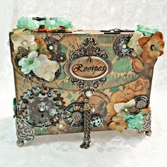 A Gift for Mom Featuring Marion Smith's Time Keeper Collection ~ Tammy