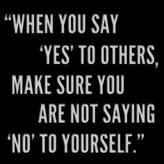 """Learning to say """"no"""" and set boundaries is not selfish - it is the highest form of self-love and self-care."""