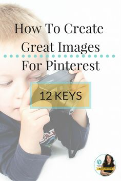 How to Create Great Images for Pinterest by Pinterest Marketing Expert Anna Bennett: What businesses fail to realize is that they have valuable resources that they can turn into visuals. This is what I help business figure out. Check out the secrets how to create highly effective pins http://www.business2community.com/pinterest/create-great-images-pinterest-12-keys-01241452#pOJD5sCmZFukDxsY.99 | Pinterest for Business