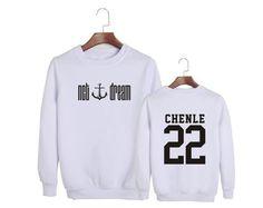 NCT DREAM Kpop Hoodies Pullover Moleton We Young Harajuku Boyfriend Style Unisex Sweatshirt Cotton Fleece Coat Women Men
