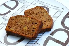 Pumpkin spice bread - a healthy fall snack