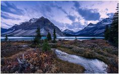 Bow Lake Canada Landscape Wallpaper | bow lake canada landscape wallpaper 1080p, bow lake canada landscape wallpaper desktop, bow lake canada landscape wallpaper hd, bow lake canada landscape wallpaper iphone