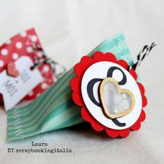 Grani di pepe: Valentine series 2016 - chocolate package