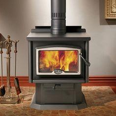 Osburn 1600 Wood Stove modern-freestanding-stoves