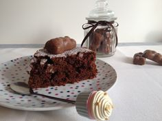 Moelleux chocolat oursons guimauve - Tizi Cooks