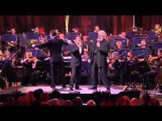 "▶ Placido Domingo Jr & Placido Domingo in duet sing ""Perhaps Love"" - YouTube"