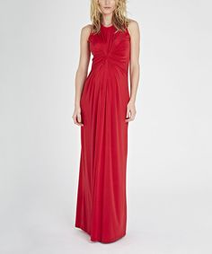 Take a look at this Scarlet Florence Maternity Dress on zulily today!