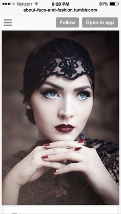 Beautiful makeup!!!!!