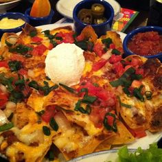 Nachos Hard Rock Cafe Recipe