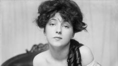 Evelyn Nesbit achieved great fame more than a century ago as a model. She revolutionised cultural life