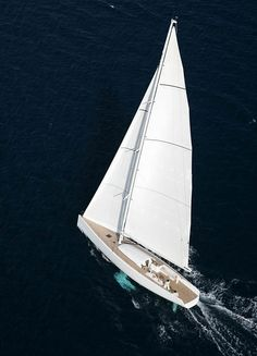 B60 Sloop by John Pawson and Luca Brenta