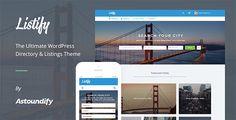 Listify - WordPress Directory Theme  http://themeforest.net/item/listify-wordpress-directory-theme/9602611?ref=antarctic