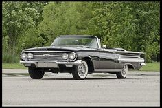1960 Chevrolet Impala Convertible  348/335 HP, 3-Speed