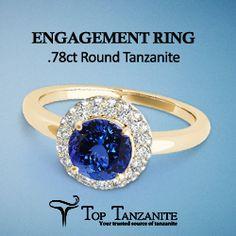bfb83c471 14 Best Tanzanite Rings for Sale images in 2017 | Tanzanite rings ...