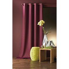 Du tissu occultant pour rideaux !