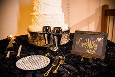   Cake table   Photo by f8 Photo Studios   www.thestockrooma... #thestockroom #thestockroomat230 #downtownraleigh #weddingvenue #reception #raleighweddingvenue