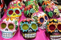 DIBUJO TÉCNICO IPN: Ejemplos de calaveritas mexicanas que nos pueden servir para el decorado