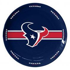 Houston Texans Serving Plate from TailgateGiant.com