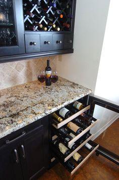 Kitchen Design Dallas Tx Stunning Wine And Beer Storage 101  Kitchen Design Concepts  Dallas Tx Design Ideas