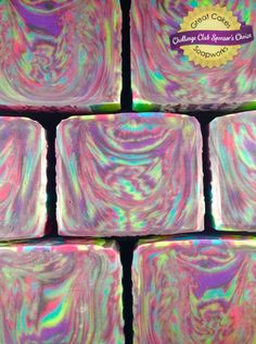 Aurora Borealis by Sienna Lily Soaps