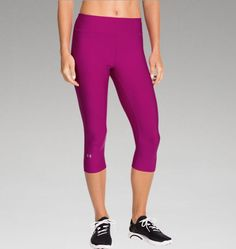 Women's UA HeatGear® Alpha Capri | Under Armour US