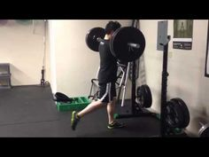 Clean grip reverse lunge #BeFitTacoma