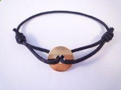 Comment faire un noeud coulissant pour bracelet - Bijoux Vic  Lo
