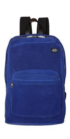 Jack Spade Desert Suede Backpack